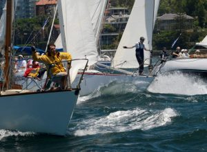 Admirals Cup 50th Anniversary Regatta, 1 December 2017 - Start of Race 1