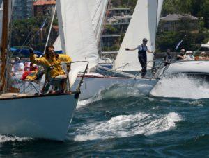 Admirals Cup 50th Anniversary Regatta, 1 December 2017 - Start of Race 1